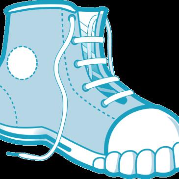 12 zasad prawidłowego doboru obuwia dla dziecka