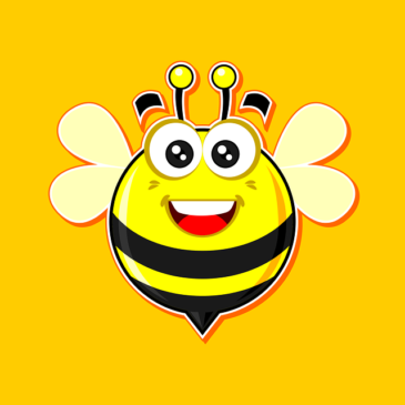 Bąbelkowe pszczółki !!!