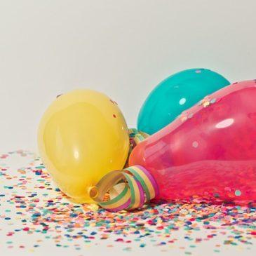 Urodziny Ewelinki