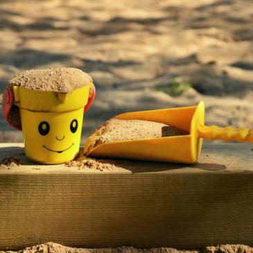 Zabawy w piasku !!!