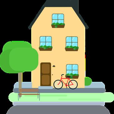 Ja i mój dom – praca plastyczna