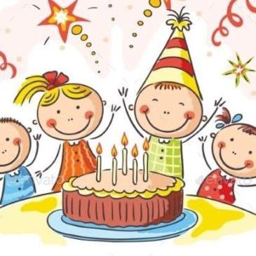 Urodzinki Antka