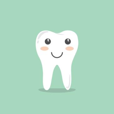 Tuptusie myją zęby