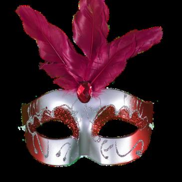Maska karnawałowa – praca plastyczna