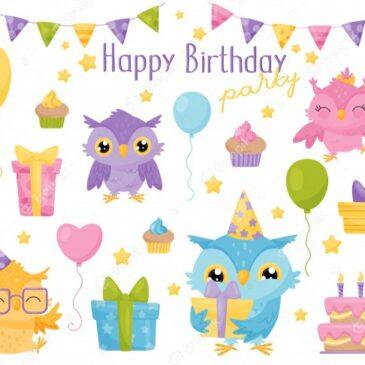 Urodzinki Laurki :) !