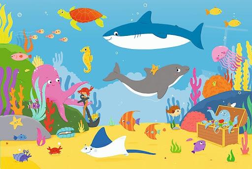 Podwodny Świat :)